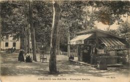 GREOUX LES BAINS KIOSQUE BAILLE - Gréoux-les-Bains