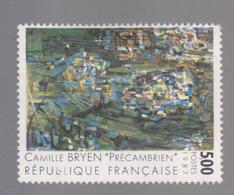 FRANCE 1987, MI 2627, CAMILLE BRYEN PRECAMBRIEN USED - Francia