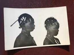 1 Carte Photo A O F HAUTE VOLTA Femmes Kado 67 - Burkina Faso