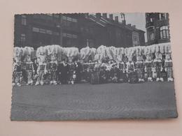 Les GILLES Du PAYS NOIR Local : Place Du Nord 21 - Charleroi ( Carte Photo ) Anno 19?? ( Zie / Voir / See Photo ) ! - Charleroi