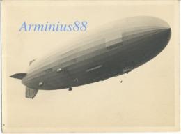 Deutsche Luftschiff - LZ 129 Hindenburg - Über Den Zeppelin Feld In Nürnberg, 1936 - Aviazione