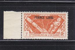 OCEANIE 146 FRANCE LIBRE LUXE NEUF SANS CHARNIERE - Oceania (1892-1958)