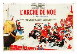 Dubout L'Arche De Noé - Affiches Sur Carte