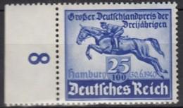 DR 746, Postfrisch **, Deutsches Derby 1940 - Nuevos