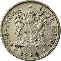 Monnaie, Afrique Du Sud, 5 Cents, 1985, TTB, Nickel, KM:84 - Afrique Du Sud