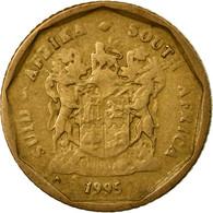 Monnaie, Afrique Du Sud, 10 Cents, 1995, TB+, Bronze Plated Steel, KM:135 - Afrique Du Sud