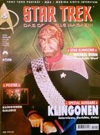 (DIV088) STAR TREK - Das Offizielle Magazin, #5, 1998, Neu - Livres, BD, Revues