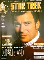 (DIV087) STAR TREK - Das Offizielle Magazin, #4, 1998, Neu - Livres, BD, Revues