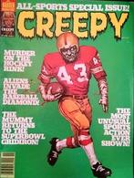 (DIV079) CREEPY #93, James Warren, Cover Don Maitz, November 1977 - Livres, BD, Revues
