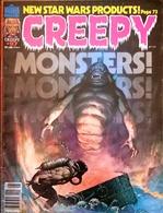 (DIV080) CREEPY #97, James Warren, Cover Frank Frazetta, May 1978 - Livres, BD, Revues