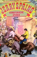 (DIV068) JERRY SPRING - Verräterische Spuren, Condor-Verlag 1984, Neu - Books, Magazines, Comics