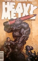 (DIV071) HEAVY METAL, Gypsy: The Wandering Star, May 1995, Englisch - Livres, BD, Revues