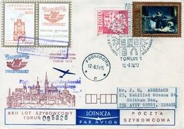 Poland-Israel 1973 Exhibition Cover Nicolaus Copernicus Matematichian & Astronomer IV - Astronomy