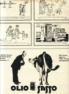 (pagine-pages)PUBBLICITA' OLIO SASSO  Epoca1958/425. - Other
