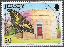 Jersey - Y&T N° 1664 - Oblitéré - Jersey