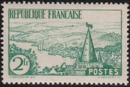 France  .   Yvert    .  302   ( 2 Scans )    .   **  .    Neuf  SANS  Charniere  .   /   .    MNH - France