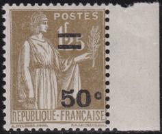 France  .   Yvert    .    298   .   **  .    Neuf  SANS  Charniere  .   /   .    MNH - France