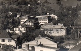 """Saint Gervais - Préventorium """" Les Myriams """" Carte Photo - Saint-Gervais-les-Bains"""