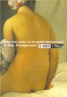 """Carte Postale édition """"Dix Et Demi Quinze"""" - Vingt Ans Après, On Ne Guérit Toujours Pas Du Sida. Protégez-vous ! (AIDES) - Health"""