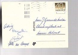 Sorteercode Rotterdam > Nieuw-Helvoet (DE-12) - Storia Postale