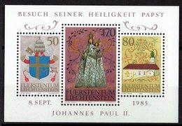 Liechtenstein 1985 # Block 12 ** - Blocks & Kleinbögen