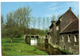 Mons (Saint-Denis) - Moulin Avec Cascade Du Pont-barrage - Mons