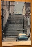 CUBA - Santiago De Cuba - Calle Padre Pico - 10cmx15cm - Cuba