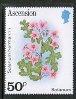 ASCENSION  Scott # 286** VF MINT NH (Stamp Scan # 466) - Ascension