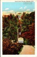 Iowa Dubuque Fourth Street Elevator 1942 - Dubuque