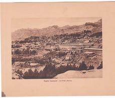 BOLIVIA, LA PAZ. REGION SOPOCACHI. ARNO HERMANOS. STA. CIRCA 1900s SIZE 15x18.5 - BLEUP, - Lugares