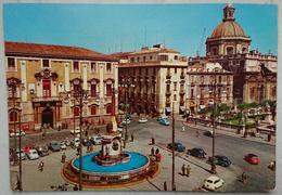 CATANIA - Piazza Del Duomo - Auto Cars Parking - Vg S2 - Catania