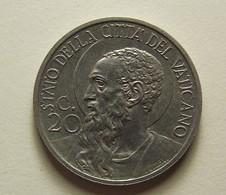 Vatican 20 Centesimi 1929 - Vatican