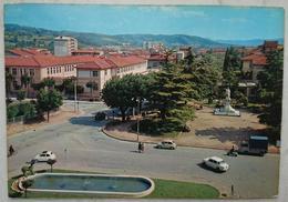 CITTA' DI CASTELLO (Perugia) - Fontana Della Pace, Piazzale Garibaldi  NV - Perugia