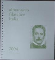 MARINI FOGLI AGGIORNAMENTO ITALIA SINGOLI 2004 CON ALMANACCO USATI (Ottime Condizioni) - Album & Raccoglitori