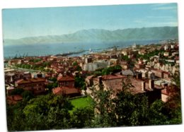 Rijeka - Panorama - Kroatien