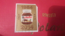 2014  50 Anniversario Della Nutella - 2011-...: Oblitérés