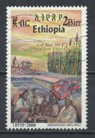 °°° LOT ETIOPIA ETHIOPIA - Y&T N°1517 - 2000 °°° - Etiopia