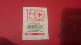 2014  150 Anniversario Della Croce Rossa - 6. 1946-.. Repubblica