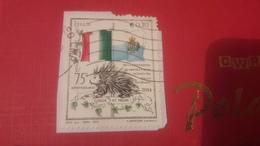 2014  75 Anniversario Della Convenzione Tra  Italia E San Marino - 6. 1946-.. Repubblica