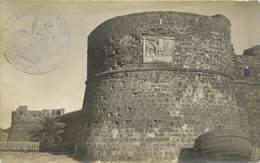 CARTE PHOTO CHYPRE / FOSCOLO / CACHET EN RELIEF - Chypre