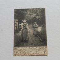 STAVELOT - Paysannes Ardennaises - D.V.D. N° 8987 -envoyée - Stavelot