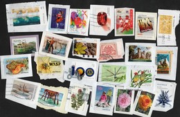 AUSTRALIA NEW KILOWARE / VRAC Mixture With All Stamps Highlighted, So That There Are No Surprises, Many Recent Included - Collections