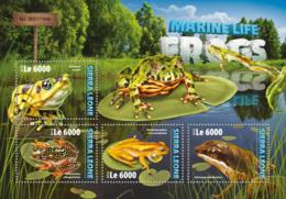 Sierra Leone 2016 Fauna  Frogs - Sierra Leone (1961-...)