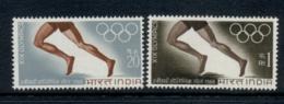 India 1968 Summer Olympics Mexico City MUH - India