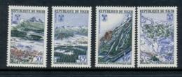 Niger 1968 Winter Olympics Grenoble MUH - Niger (1960-...)