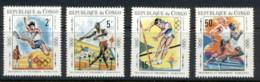 Congo PR 1970 Summer Olympics Mexico City MUH - Congo - Brazzaville