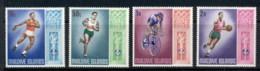 Maldive Is 1968 Summer Olympics Mexico City MUH - Maldives (1965-...)