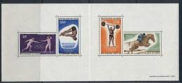 Niger 1968 Summer Olympics Mexico City MS MUH - Niger (1960-...)