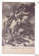 Alfred Philippe ROLL Art Peinture Soldats Chevaux - Peintures & Tableaux