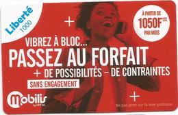PROMOTION Derniére   Carte Liberté - New Caledonia
